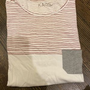 KAOS T-shirt NWOT